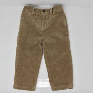 Ralph Lauren corduroy pants 18 months polo